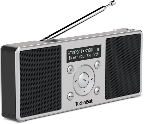 Radio DAB+ TechniSat DIGITRADIO 1S