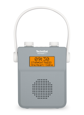 Radio de Salle de bain portable DAB+ TechniSat DIGITRADIO