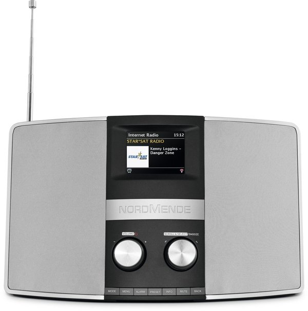 radio hybride de conception multiroom avec Radio Internet et DAB+