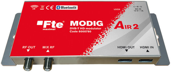 modulateur uhf hdmi programmation bluetooth